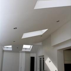 Interior of Extension