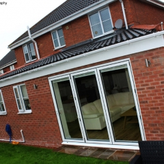 Modern Contempary Single Storey Extension in Hull