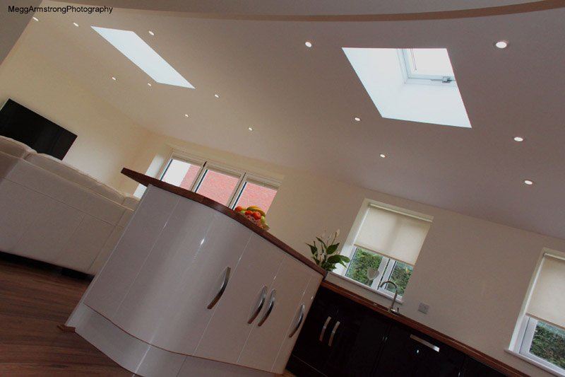 Modern Contemporary Single Storey Extension in Hull