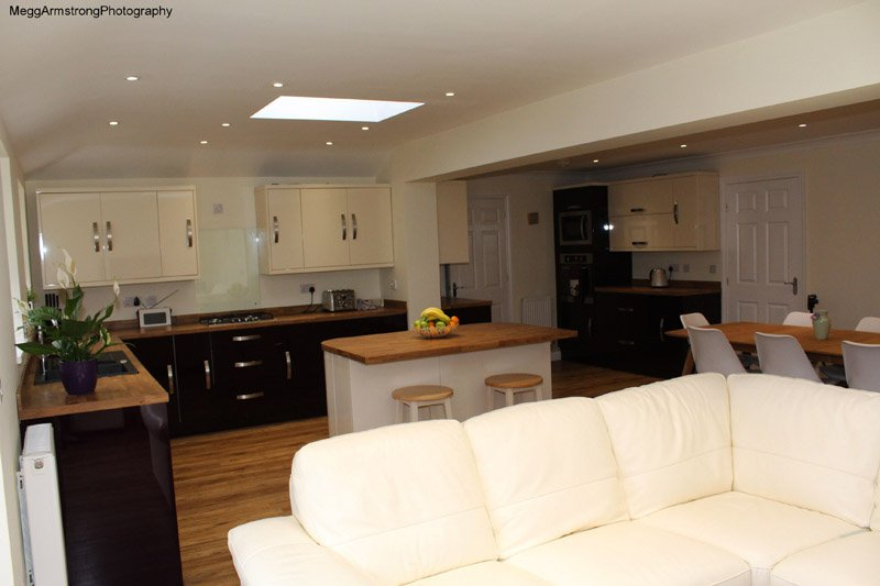 Stunning Kitchen Extension in Hull