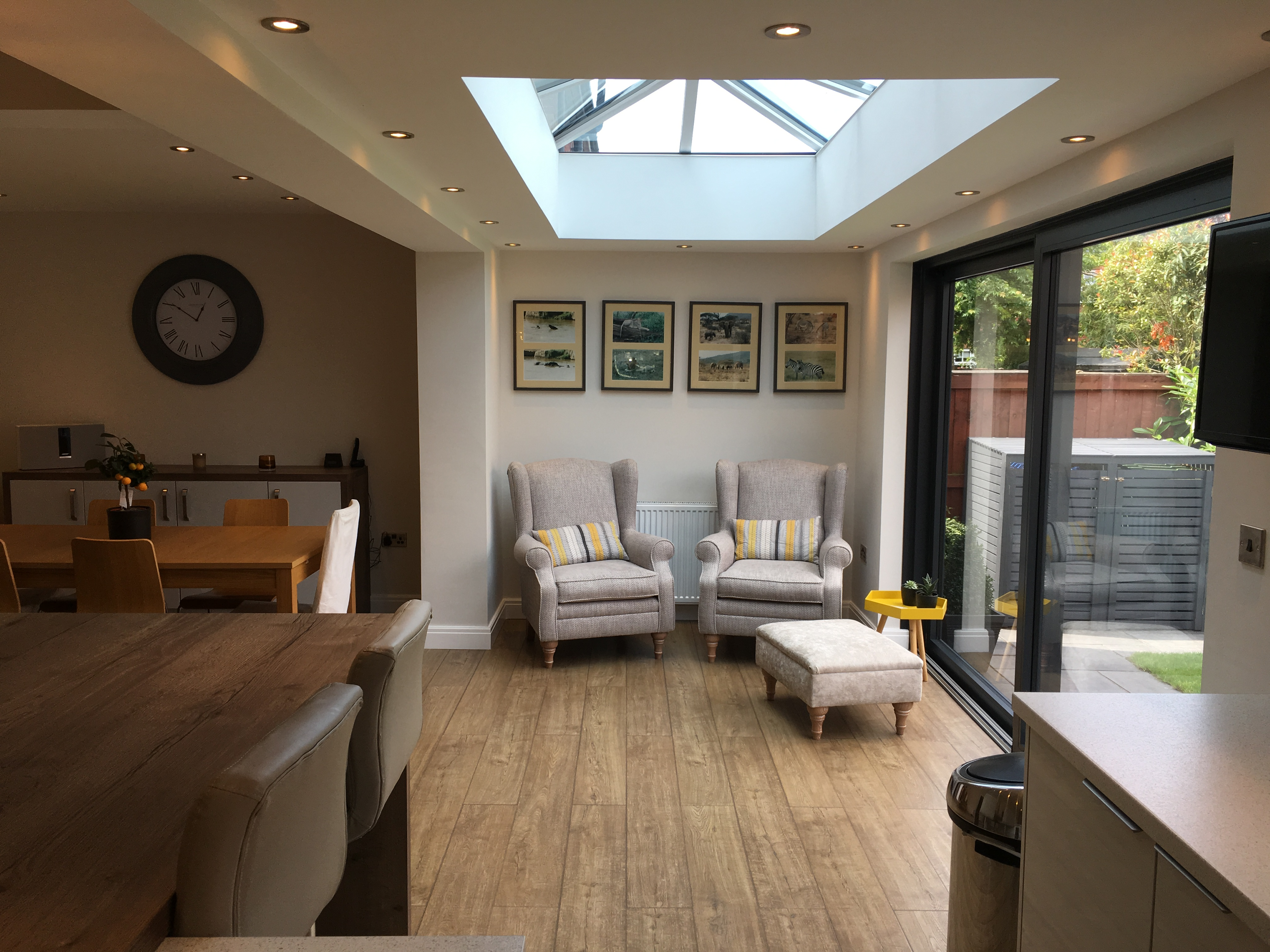 Single storey extension plans in Hull